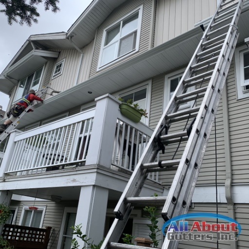 Commercial 2 All About Gutters Inc