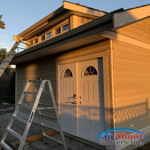 Exterior – Siding 2 All About Gutters Inc