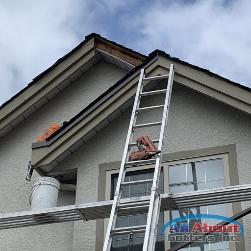 Exterior – Siding 3 All About Gutters Inc