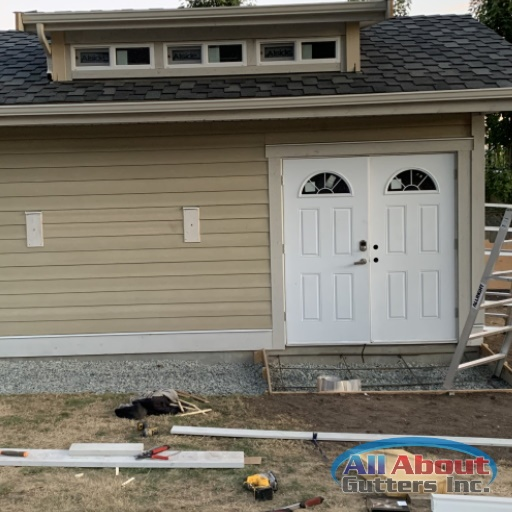 Exterior – Siding 5 All About Gutters Inc